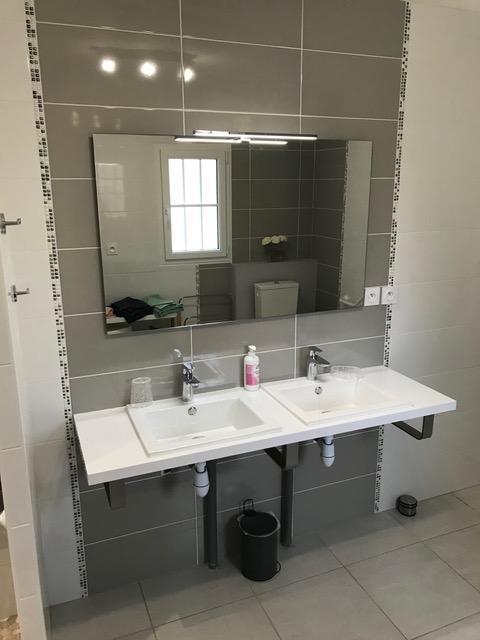 Bambou - Salle de bain