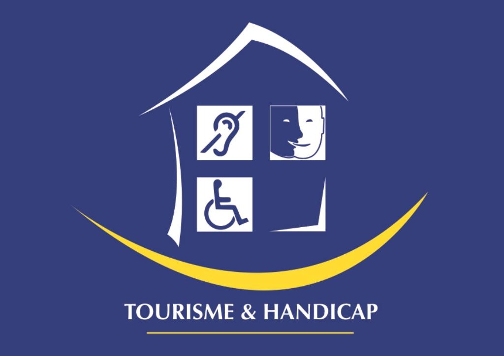 Logo carre tourisme handicap